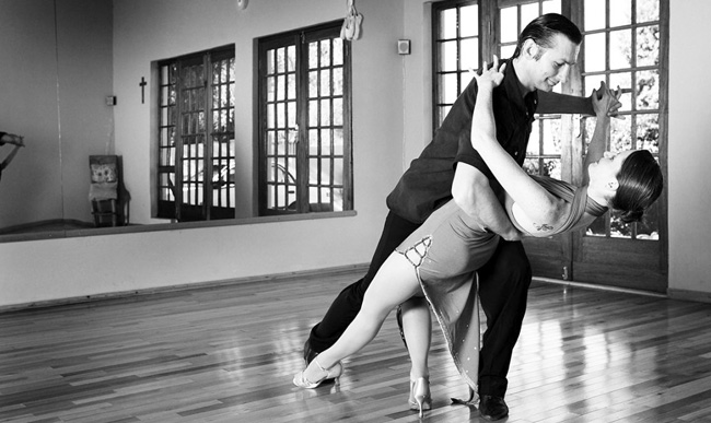 Bailes de Salón y Latino